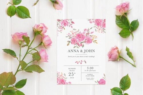45 Premium And Free Wedding Psd Mockups For Creative