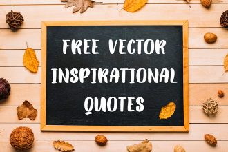 Free Vector Inspirational Quotes