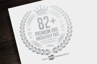 82+Premium & Absolutely Free Logos templates for business!
