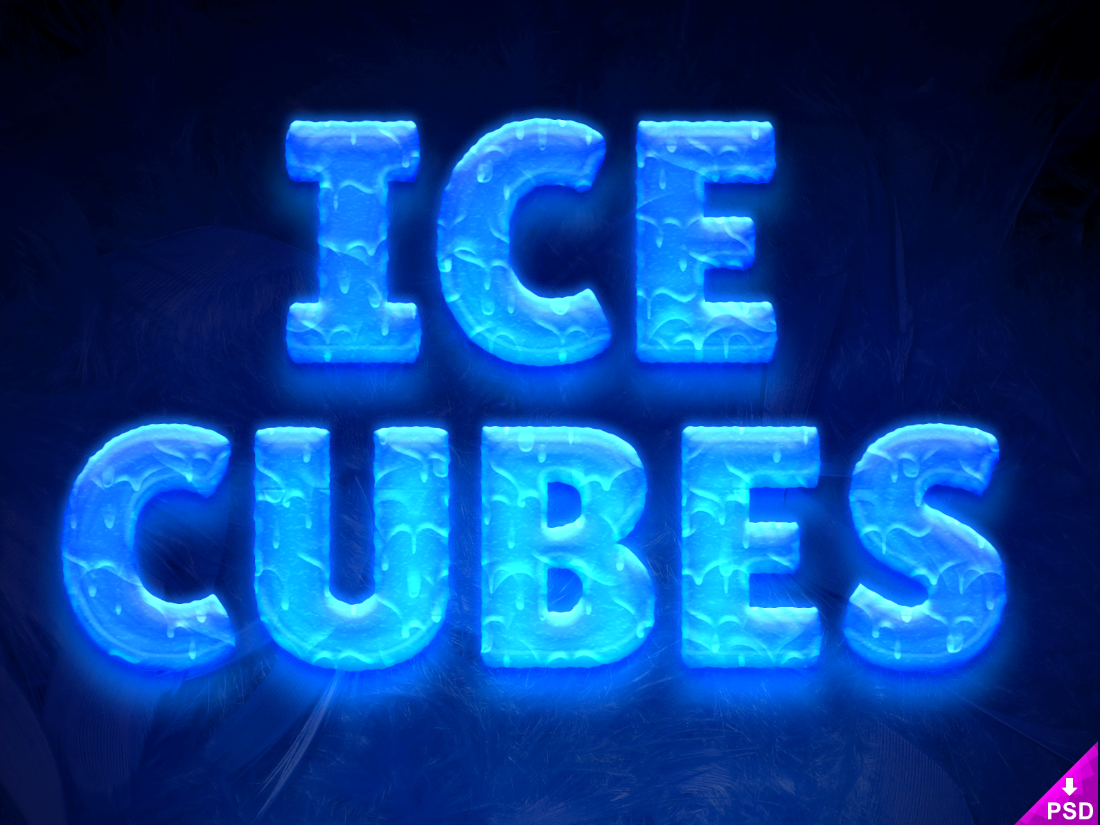 ice cube font free download