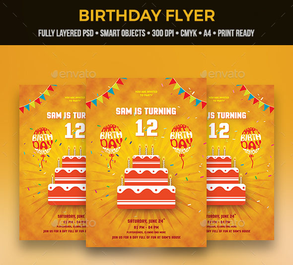 98+ Premium & Free Flyer Templates PSD absolutely Free to Download