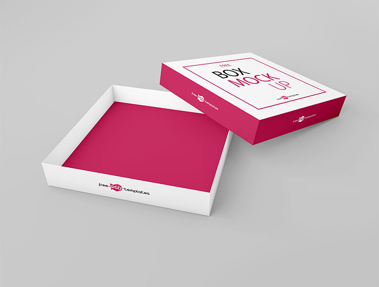 62 Only The Best Free Psd Boxes Mockups For You And Your Ideas