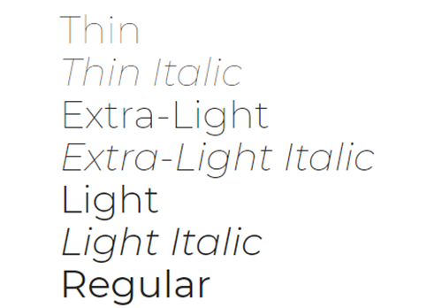Top 45+ Legible Premium and Free Fonts for Body Text | Free