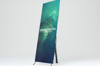 30 Free Banner/ Billboard PSD Mockups for Effective Advertisements