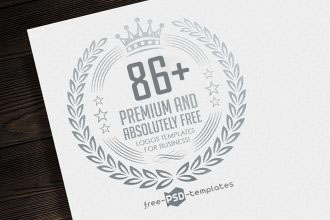 86+ Absolutely Free Logos templates for business and Premium Version!