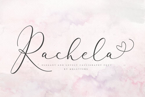 35+ Premium and Free Wedding Fonts for Elegant Wedding