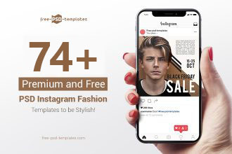 74+ FREE PSD INSTAGRAM FASHION TEMPLATES TO BE STYLISH AND PREMIUM VERSION!