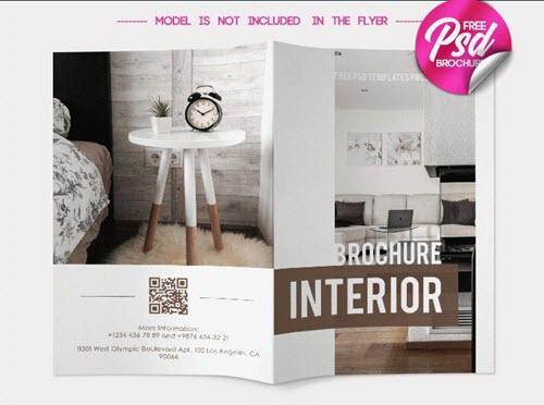 35+ Premium and Free Tri-Fold and Bi-fold Brochure Templates