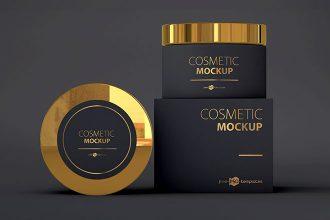 2 Free Cosmetic Mockups