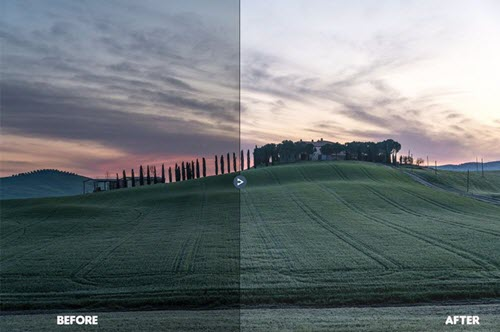 How to Improve Landscape Photos with 15 Photoshop Actions