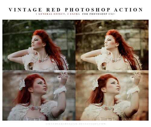 How to Quickly Add a Vintage Effect with Time-Saving Free