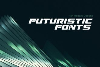 35+ Premium & Free Futuristic Fonts 2019 for Modern Designs