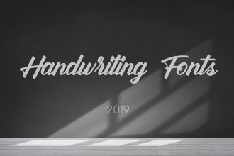 35+ Up-to-Date Premium & Free Handwriting Fonts to Use in 2019