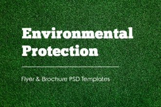20+ Premium and Free Environmental Protection Flyer & Brochure PSD Templates