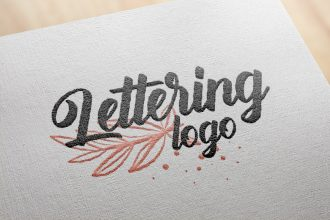 15+ Premium and Free Lettered Logo Templates