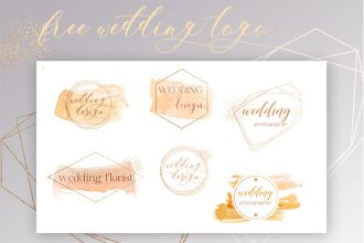 Free Wedding Logo