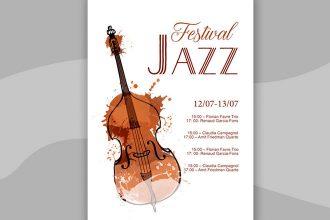 Free Jazz Poster