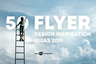 50 Flyer Design Inspiration Ideas 2019