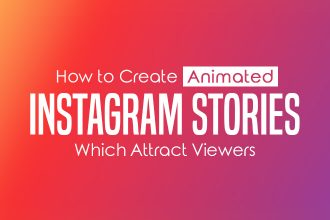 How to Create Animated Instagram Stories for Free?