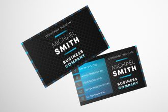 Free Commercial Business Card