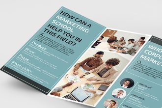 Free Business Trifold Brochure