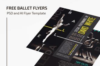 Free Ballet Flyer Templates