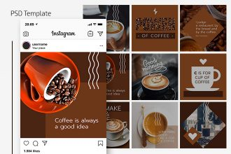 Free Coffee Banners Template