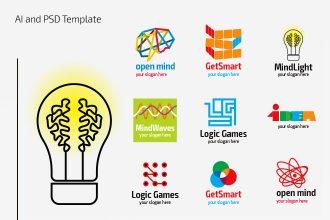 Free Smart Logos Set