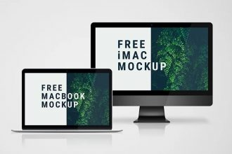 30+ Free MacBook Mockups