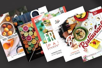 50+ Free Flyer Templates for Food in PSD