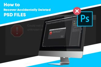 How to Recover Accidentally Deleted PSD Files on PC