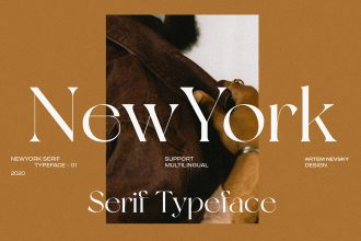 Free NewYork Typeface