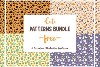 Free Cute Pattern Bundle