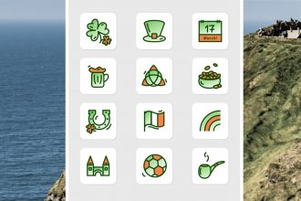 Free Irish Icons