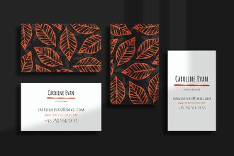 Free Creative Designer Business Card Templates in PSD + Vector (.ai+.eps)