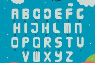 Free Miwruy Typeface