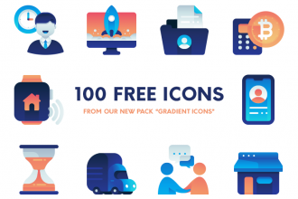 50+ Awesome Free Icon Sets for Photoshop 2021