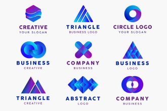 Free Business Logo Set (Eps+PSD)