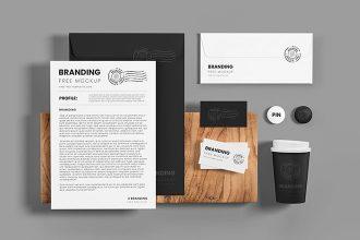 Free Branding Mockup