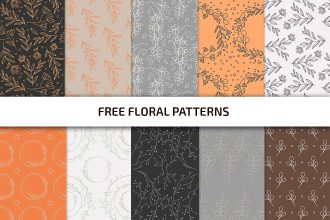 Free Pattern Templates PSD + vector (.ai)
