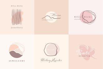 Free Elegant Logo Set in EPS + PSD