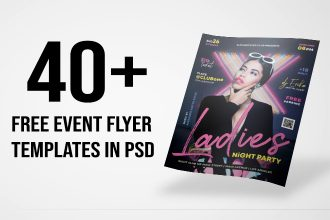 40+ Best Event Flyer Templates in PSD