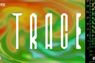 Trace – Free Display Font