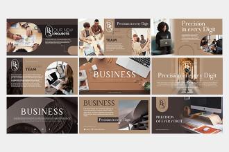 Free Business Facebook Banner Set