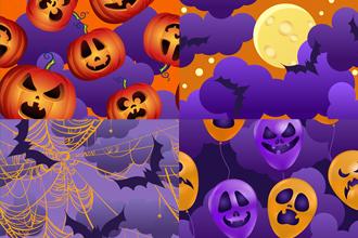 Free Halloween Patterns