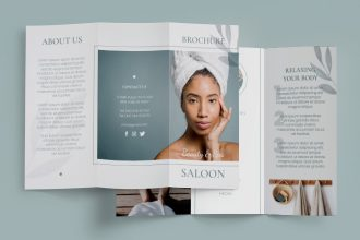 Free Beauty & Spa Brochure