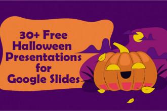 30+ Halloween Google Slides Presentations