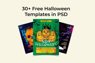 30+ Best Halloween Flyer and Invitations in 2021